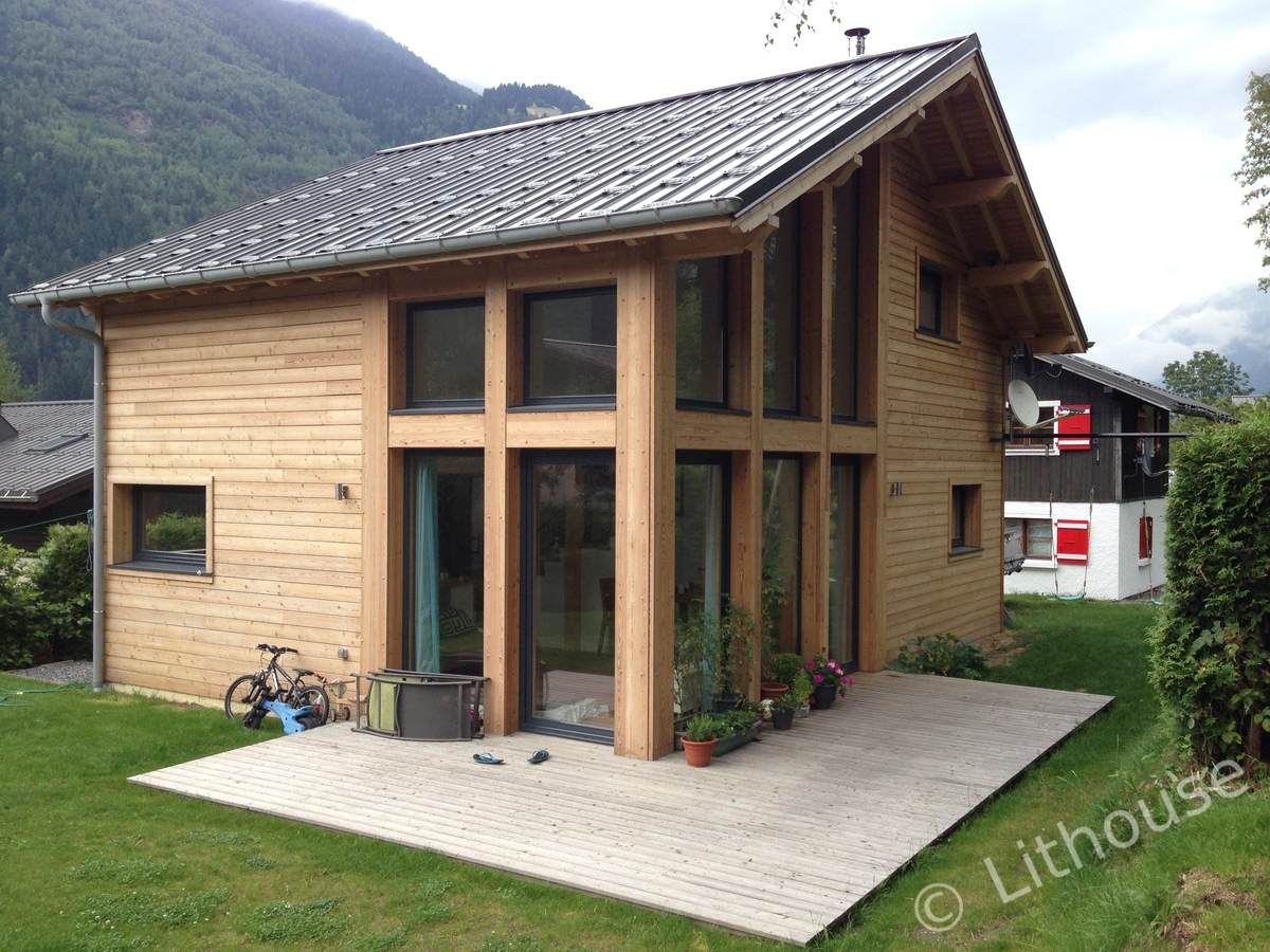 Chamonix chalet, a modern and exclusive design that stands out